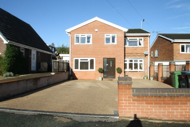 Thumbnail Detached house to rent in Willow Drive, Marford