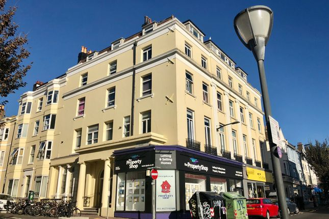 Front of Devonshire Place, Brighton BN2