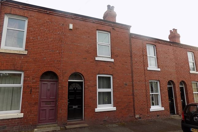 Thumbnail Terraced house for sale in St Anns Road, Carlisle