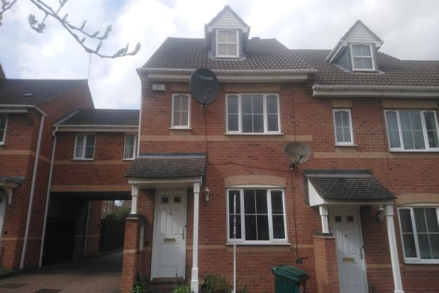 Thumbnail Property to rent in Peckstone Close, Parkside, Coventry