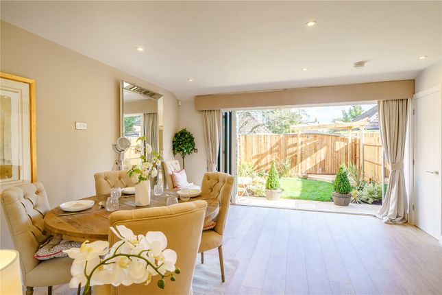 Show Home of Straight Road, Old Windsor, Windsor, Berkshire SL4