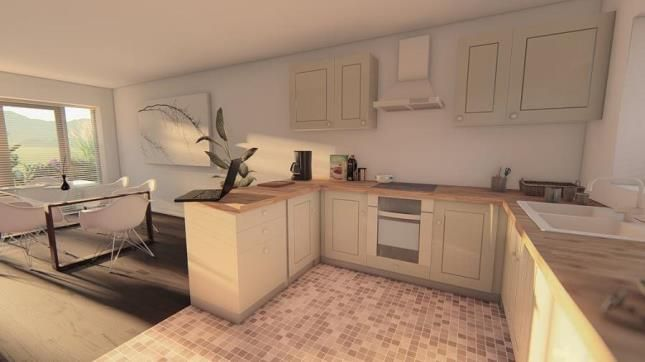 Kitchen of Forder Lane, Dartington, Totnes TQ9