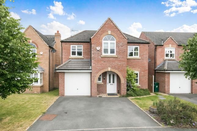 Thumbnail Detached house for sale in Winston Way, Penley, Wrexham, Wrecsam