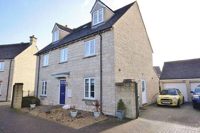Thumbnail Detached house for sale in Campion Way, Madley Park, Witney