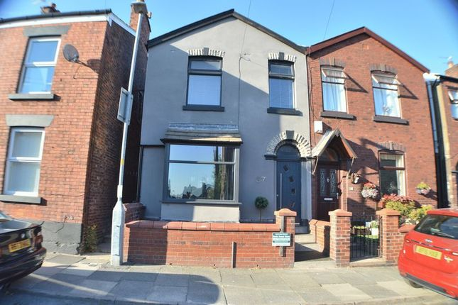 Thumbnail Semi-detached house to rent in Gibraltar Lane, Houghton Green, Denton, Manchester