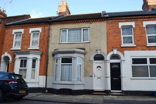 Front of Turner Street, Abington, Northampton NN1