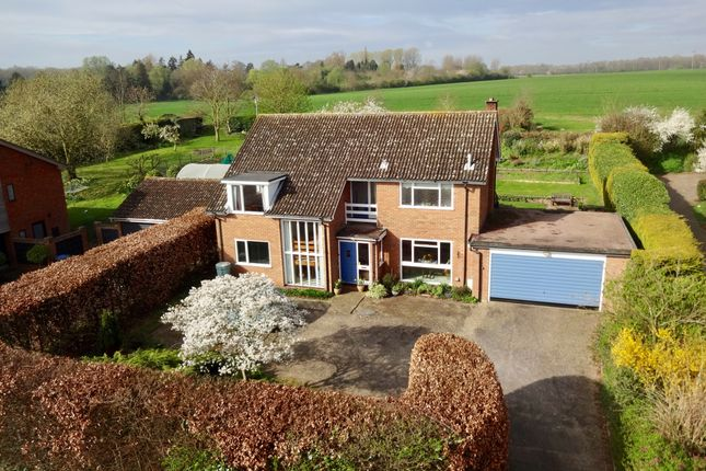 Thumbnail Detached house for sale in The Street, Hacheston, Woodbridge