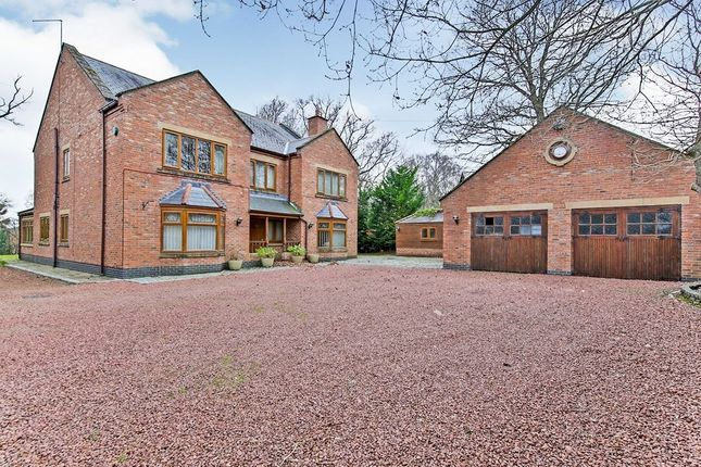 Thumbnail Detached house for sale in High Horse Close, Rowlands Gill