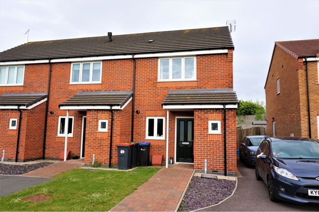 The Property of Carnelian Drive, Sutton-In-Ashfield NG17