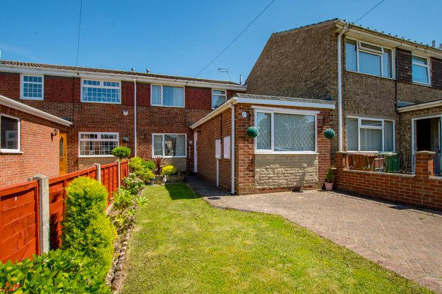 Thumbnail Terraced house for sale in Hawerby Road, Laceby, Grimsby