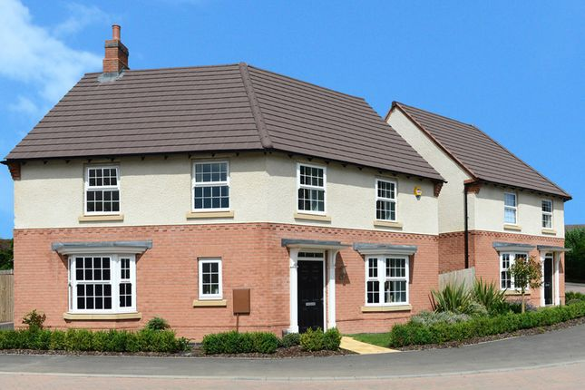 "Thumbnail Detached house for sale in ""Ashtree"" at Mount Street, Barrowby Road, Grantham"