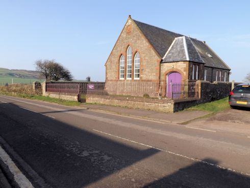Detached house for sale in Drumlemble, Campbeltown