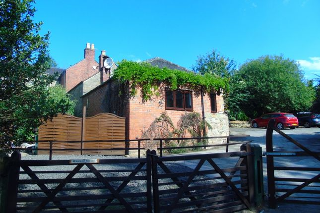 Thumbnail Cottage to rent in Bulls Farm Cottage, Blackbrook, Belper