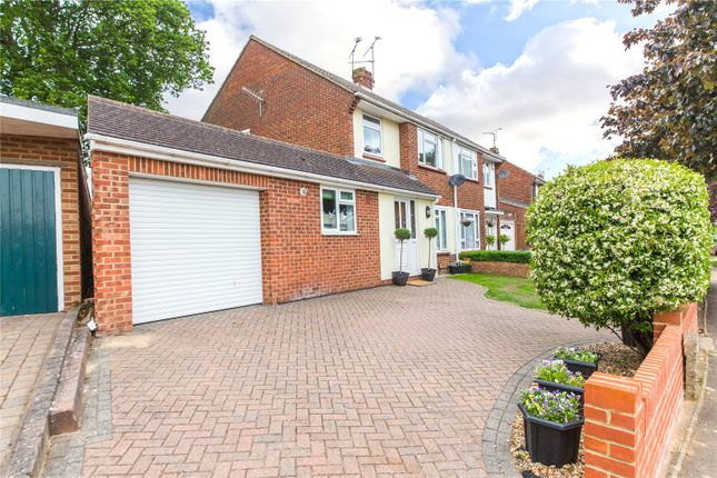 4 bed semi-detached house for sale in Courtfield Avenue, Chatham, Kent