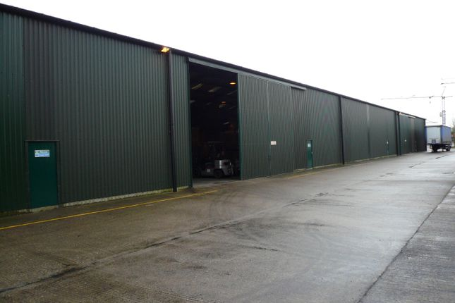 Thumbnail Warehouse to let in Shipdham Airfield Industrial Estate, Shipdham