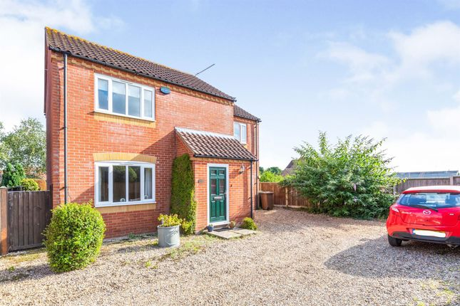 Thumbnail Detached house for sale in Withers Close, Holt