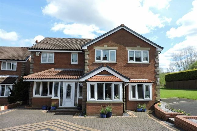Thumbnail Detached house for sale in Knowl Close, Ramsbottom, Greater Manchester