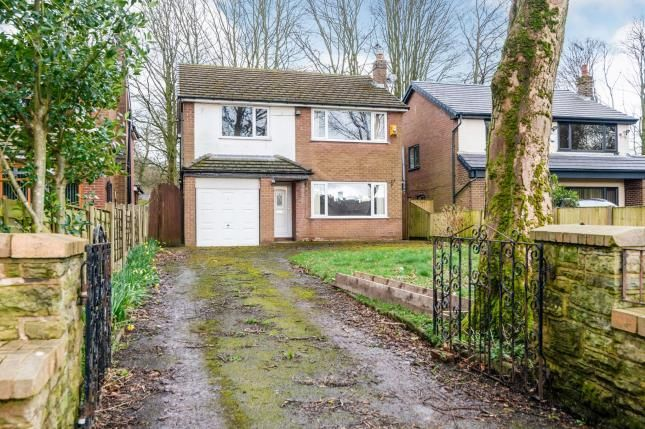 Thumbnail Detached house for sale in Fold Road, Stoneclough, Radciffe, Manchester