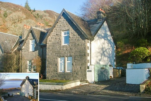 Thumbnail Detached house for sale in Ledaig, Benderloch