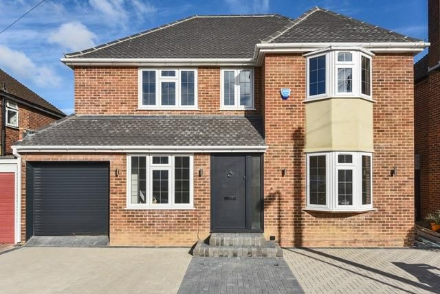 Thumbnail Detached house to rent in Buckland Rise, Pinner