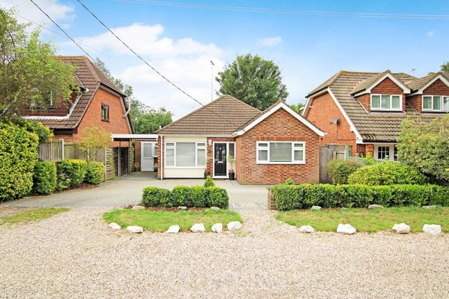 Thumbnail Detached bungalow for sale in Wakefield Avenue, Billericay