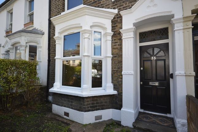 Thumbnail Property to rent in Napier Road, London