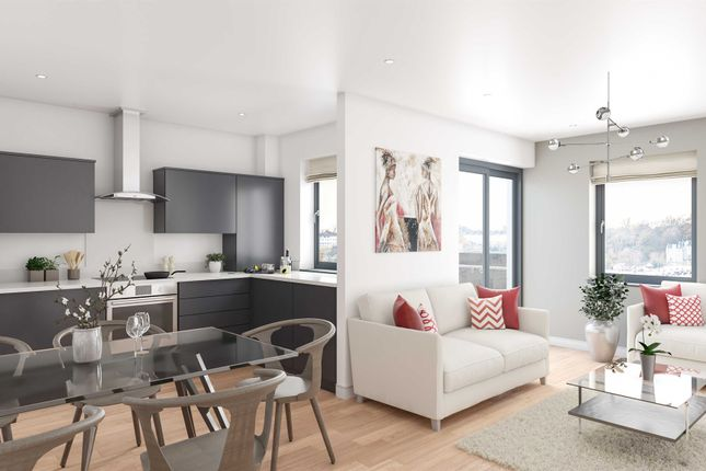 Thumbnail Flat for sale in St. Catherines Court, Church Lane, Bedminster, Bristol
