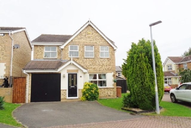 Thumbnail Detached house to rent in Balder Court, Scartho Top, Grimsby