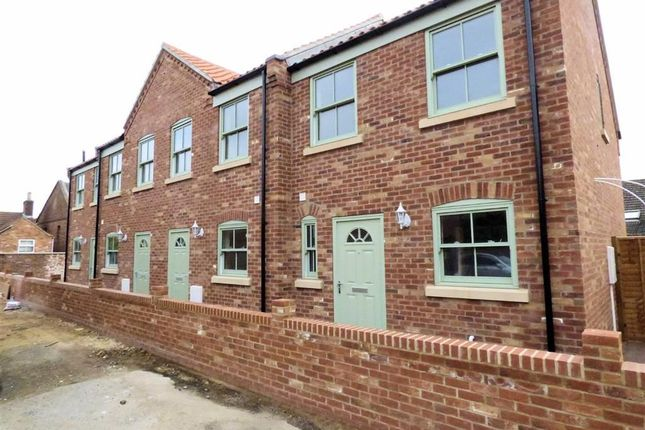 Thumbnail Property to rent in Waverley Mews, Market Rasen, Lincolnshire