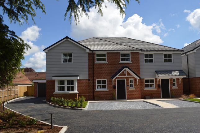 Thumbnail End terrace house for sale in Warmwell Road, Crossways, Dorchester
