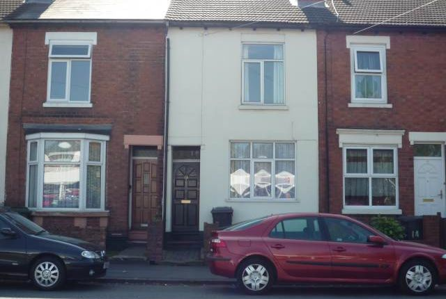 Thumbnail Shared accommodation to rent in Newhampton Road West, Wolverhampton, Wolverhampton