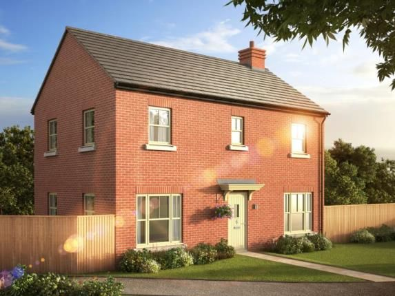 Thumbnail Detached house for sale in Prince Charles Avenue, Mackworth, Derby