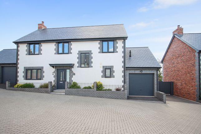 Thumbnail Detached house for sale in Weavers Close, Dilton Marsh, Westbury