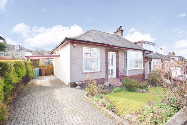 Thumbnail Semi-detached bungalow for sale in Merrycroft Avenue, Giffnock, Glasgow
