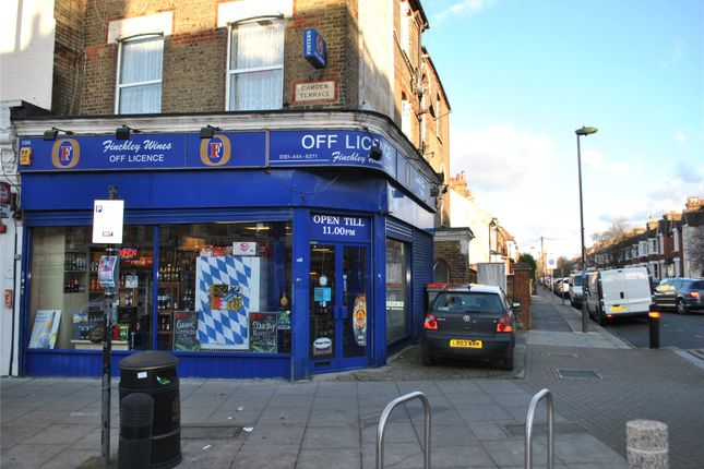 Thumbnail Retail premises to let in High Road, East Finchley, London