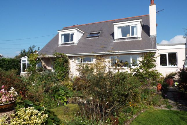 4 bed detached house for sale in Cornerstones, Oxwich, Gower, Swansea SA3