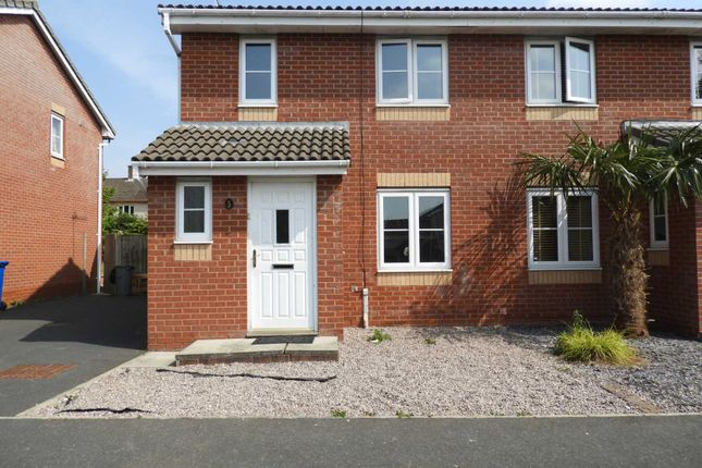 Thumbnail Semi-detached house to rent in Linton Place, Westvale, Kirkby