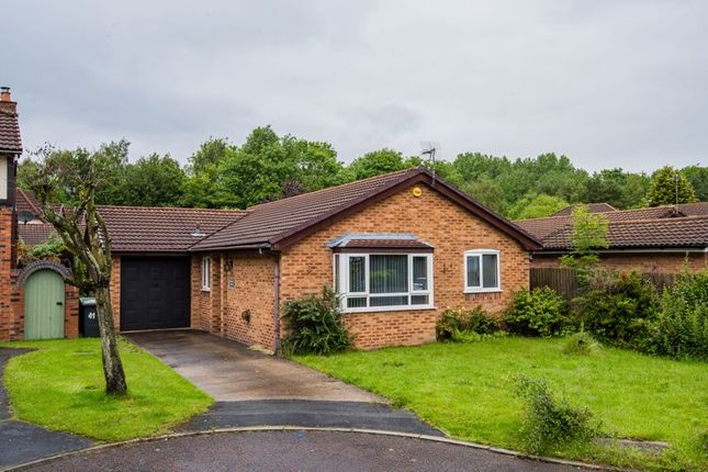 Thumbnail Detached bungalow for sale in Inglewood Close, Birchwood, Warrington