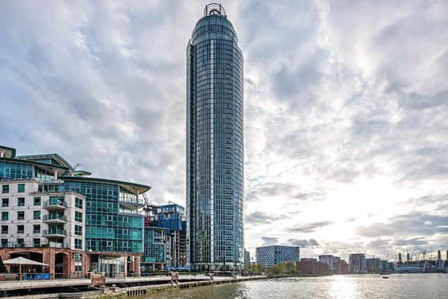 Thumbnail Flat for sale in 1 St. George Wharf, London