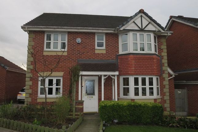 Thumbnail Detached house to rent in Crow Nest Drive, Beeston, Leeds