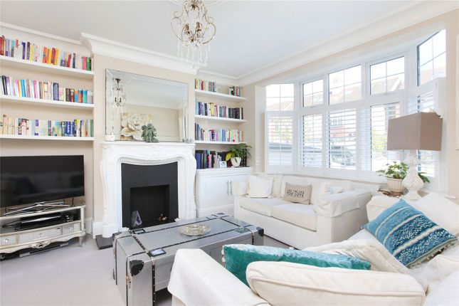 Semi-detached house for sale in Marham Gardens, Wandsworth Common, London