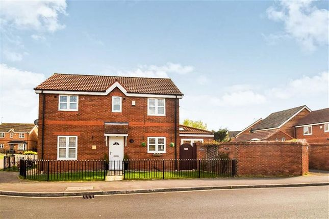 Thumbnail Detached house for sale in Whisperwood Way, Castle Grange, Hull