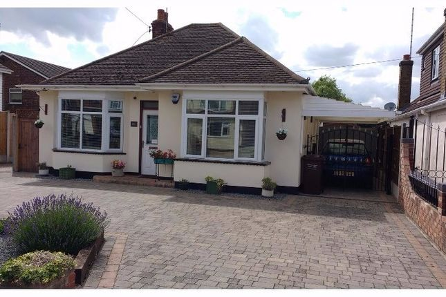 Thumbnail Detached bungalow for sale in Waverley Road, Benfleet