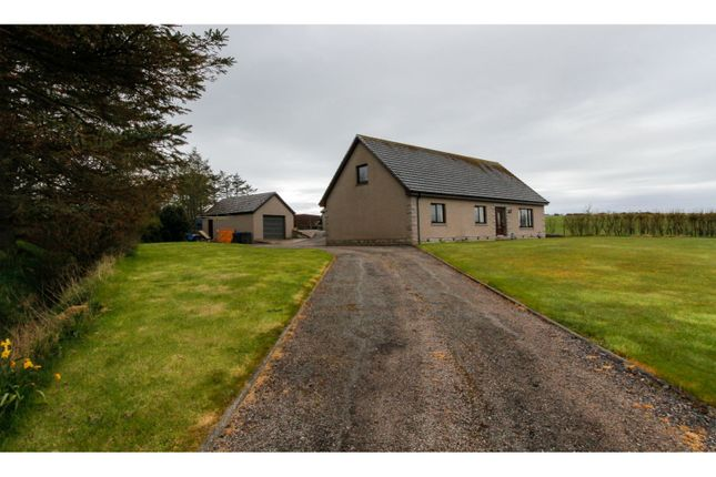 Thumbnail Detached house for sale in Hatton, Peterhead