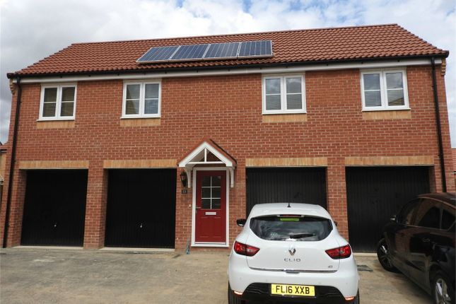Witham Crescent, Bourne, Lincolnshire PE10