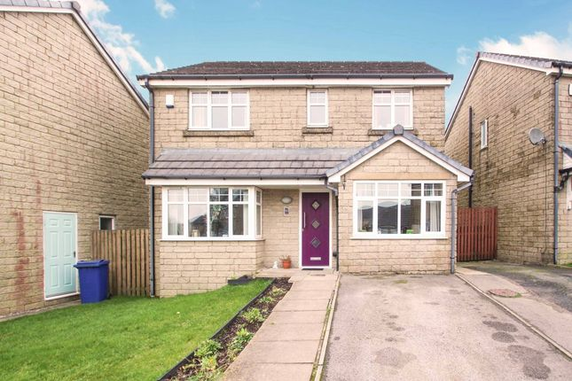 Thumbnail Detached house for sale in Fieldfare Way, Bacup, Rossendale