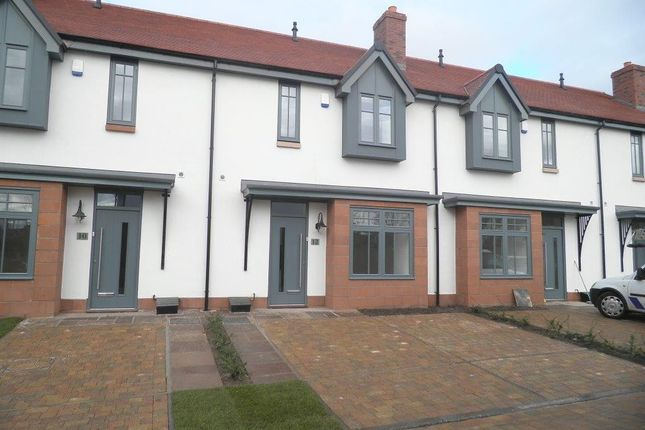 Thumbnail Mews house to rent in George Drive, Parkgate, Neston