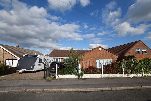 Thumbnail Detached bungalow to rent in The Hamlet, South Normanton, Alfreton