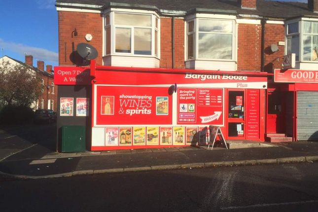Thumbnail Commercial property for sale in Swinton M27, UK