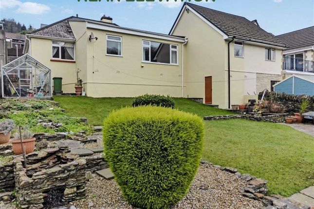 Thumbnail Detached bungalow for sale in Lynton Road, Combe Martin, Ilfracombe